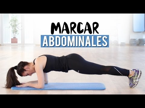VIDEO: RUTINA PARA MARCAR ABDOMINALES | 8 MINUTOS