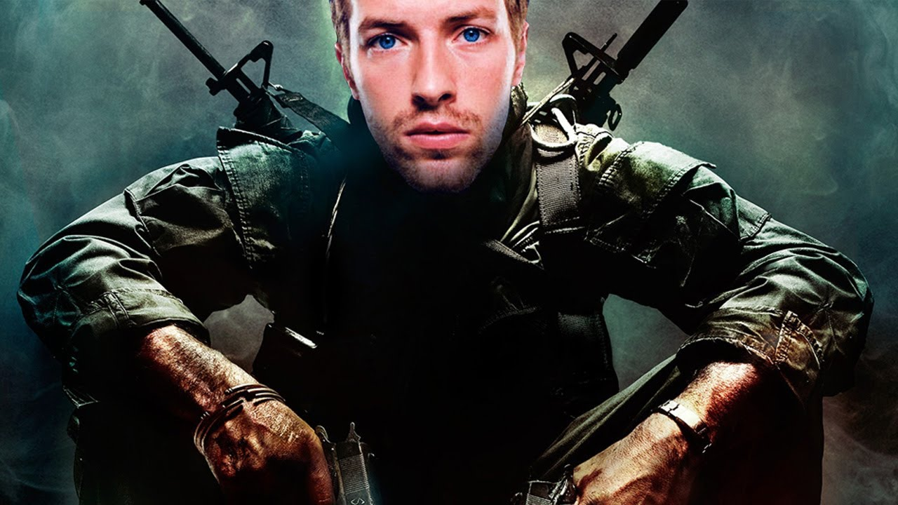 COD: Coldplay Edition