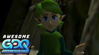 The Legend of Zelda: Ocarina of Time by ZFG in 2:50:12  - AGDQ2020