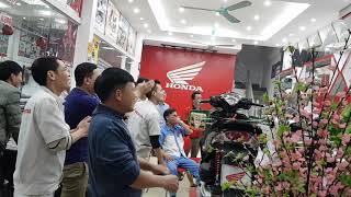 Cảm xúc vỡ òa của anh em Honda Minh Thành 2 trong loạt sút luân lưu với Qatar