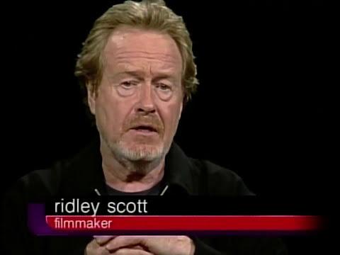 """Ridley Scott Interview On """"Black Hawk Down"""" (2002)"""