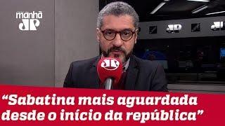 Bruno Garschagen: Sabatina de Eduardo Bolsonaro vai atrair muita atenção