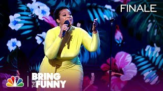 Comic Tacarra Williams Has Something to Say About Kids - Bring The Funny (Finale)