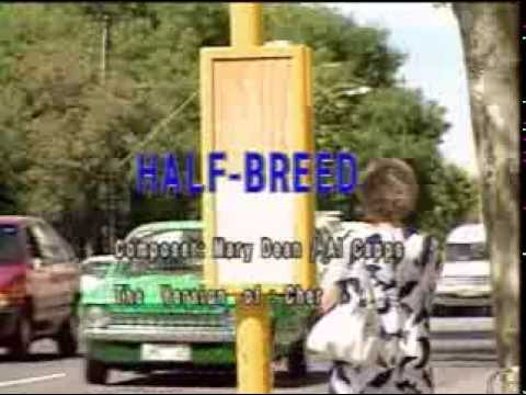 Half-breed Karaoke (honstar) video