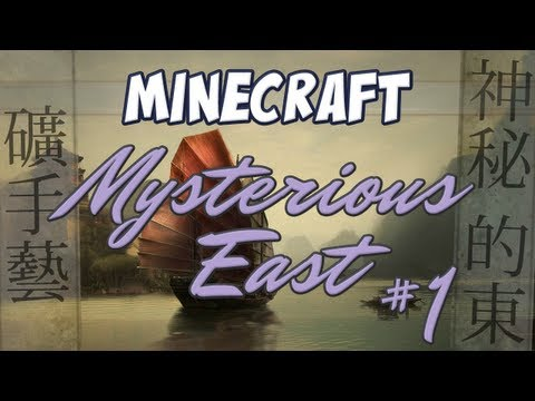 Mysterious East Ep 1 - Jumping Puzzles