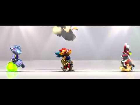 Skylanders SWAP Force Trailer E3 2013