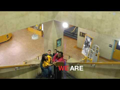 Wright State University CAACURH 2009 Roll Call Video