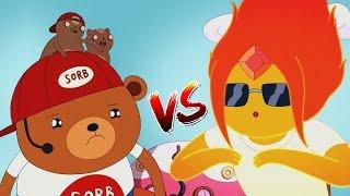 Adventure Time Review: S10E3 - Son of Rap Bear