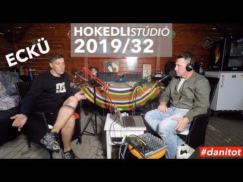 HokedliStúdió Live 2019/32 Baranyai Eckü Dániel - Hősök Együttes