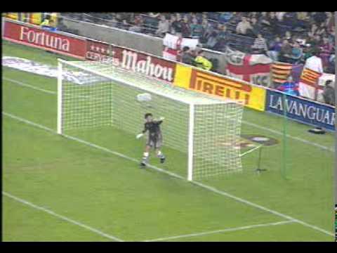 Barcelona 3 - Valencia 2 (96/97)