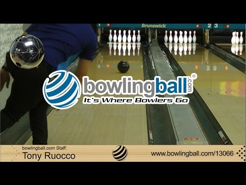 bowlingball.com Storm Code Black Bowling Ball Reaction Video Review
