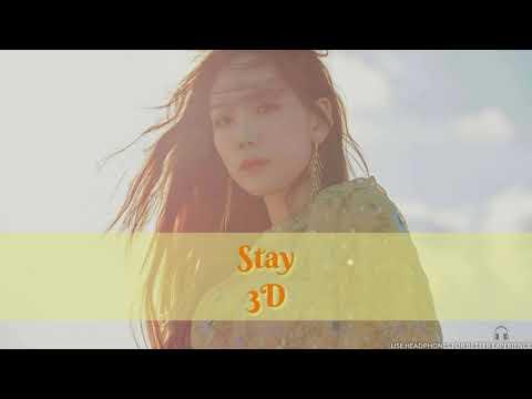 TAEYEON (テヨン) - Stay [3D AUDIO USE HEADPHONES]   Godkimtaeyeon