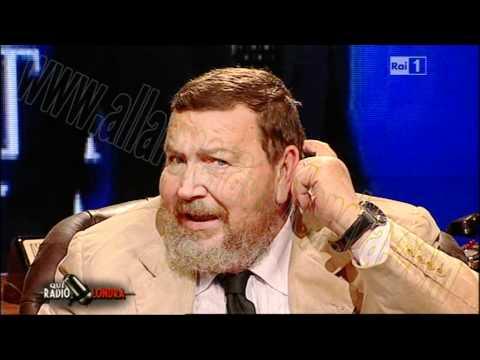 """Qui Radio Londra: """" Monti da Vespa, Repubblica monta il caso """" 2 novembre 2011 Giuliano  Ferrara"""