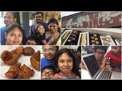 Husband gave me a big surprise  :):):) Sunday vlog || quality family time || sireesha