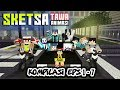 KOMPILASI! Sketsa tawa 4Brother Ft.Anited (Animasi Minecraft Indonesia) MP3
