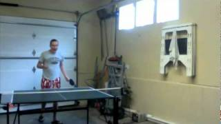 Ping Pong Game Fail