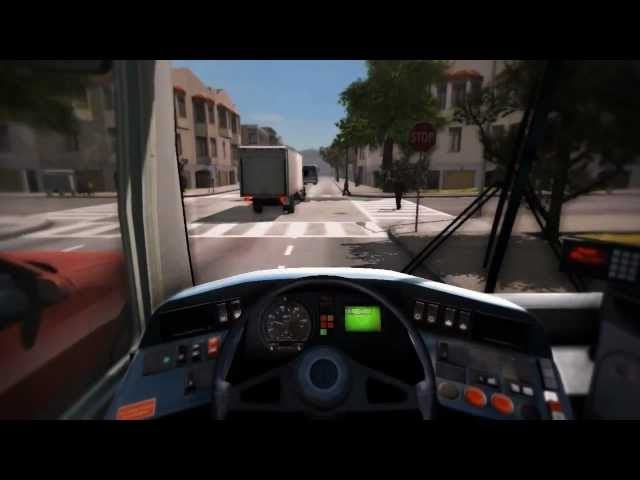 Bus & Cable Car Simulator - Trailer - HD (CZ)