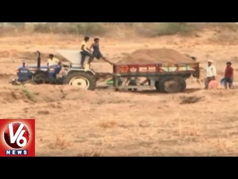 Special Report On Mulkalapally Sand Mafia In Bhadradri Kothagudem District | V6 News