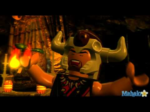 LEGO Indiana Jones 2- Temple of Doom Walkthrough- 3 of 4