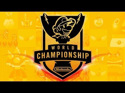 NINTENDO WORLD CHAMPIONSHIPS 2015 | Super Mario Maker