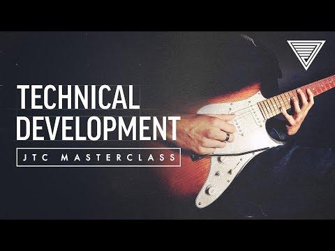 JTC Technical Development Masterclass | JTCGuitar.com #1