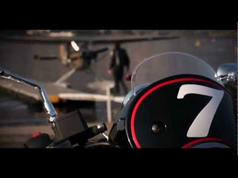 2012 Moto Guzzi V7 Racer. V7 Special and V7 Stone official video