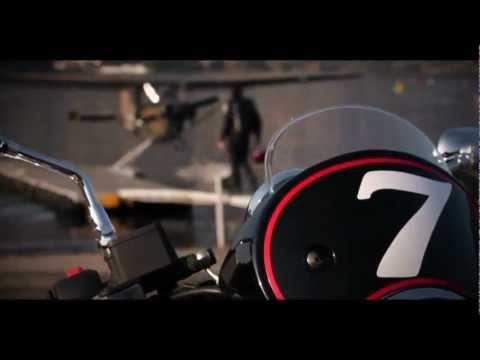 2012 Moto Guzzi V7 Racer. V7 Special and V7 Stone official video