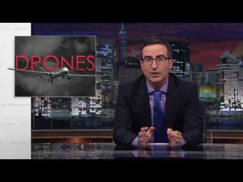 Last Week Tonight with John Oliver: Drones (HBO)