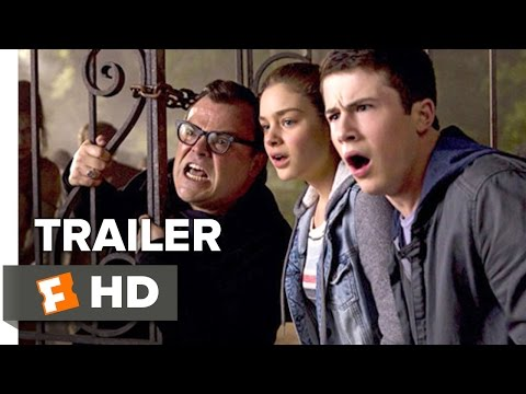 Goosebumps Official Trailer #1 (2015) - Jack Black, Amy Ryan Movie HD