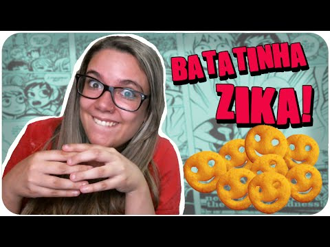Vlog: Rapidinha - Batatinha Zika! (malena Na Cozinha) video
