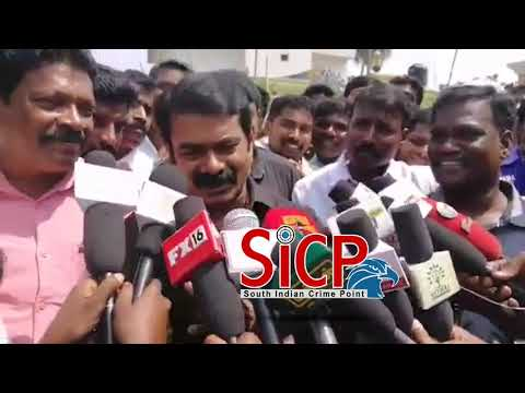 "Seeman says, ""The struggles are not worth it"""
