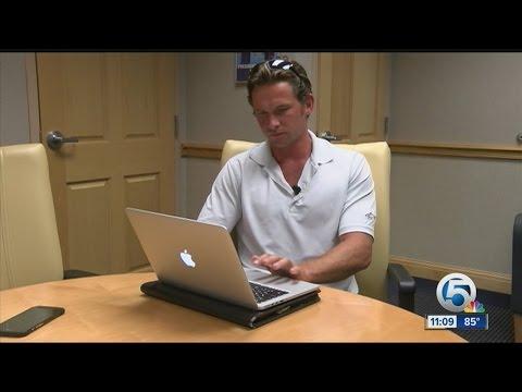 Greg Norman Jr. jumps to missing teens' parents' defense on social media