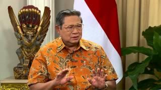 Apa tanggapan Presiden SBY terhadap proses Transisi Capres Terpilih