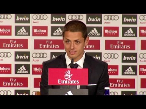Javier Hernandez 'Chicharito' - Real Madrid Move Is A Dream Come True