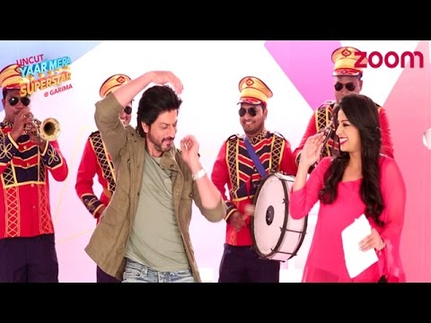 'Fan' Shah Rukh Khan On Yaar Mera Superstar | EXCLUSIVE | zoom turn on