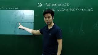 Các dạng đồ thị khó trong đề thi - Thầy Nguyễn Quốc Chí
