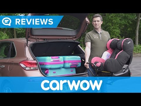 Hyundai i30 (Elantra) 2018 practicality review | Mat Watson reviews