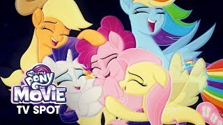 My Little Pony: The Movie (2017) Official TV Spot – 'Generations' - Emily Blunt, Sia, Zoe Saldana