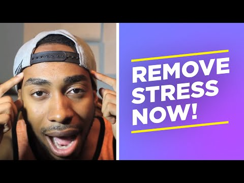 How to Get Rid of Stress in 60 Seconds