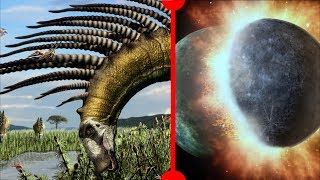 New Spiny Dinosaur & Planetary Collision - 7 Days of Science