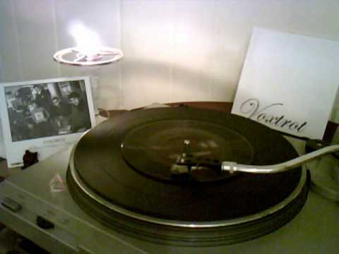 Voxtrot- Dirty Version (vinyl 7&quot;)