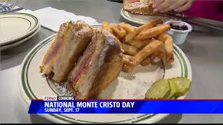 Bennigan's joins Fox 40 for National Monte Cristo Day!