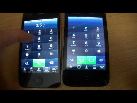 Fake vs Real iPhone 4