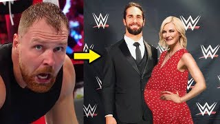 Seth Rollins Got Renee Young Pregnant and Made Dean Ambrose Turn Heel? 5 Things That Caused Turn