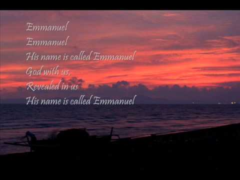 Bob Mcgee - Emmanuel His Name Is Called Emmanuel
