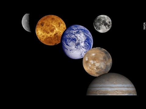 5 Planets Will Be Visible From Earth At The Same Time - Newsy