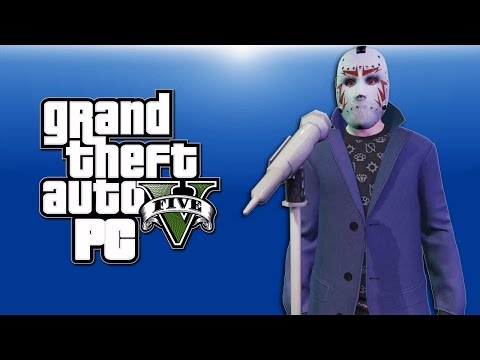 GTA 5 PC Online Funny Moments - Comedy Club Night! (Ill-Gotten Gains DLC, Club Glitch)