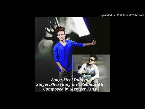 LATEST HINDI RAP SONGS 2018| MUSIC VIDEO|Meri Duniya|Shezi king ft Rehmat AliI2018 NEW HINDI RAP