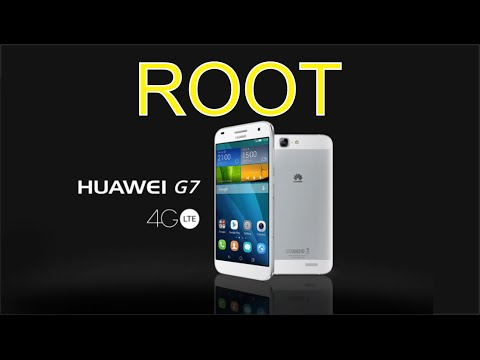 Como Hacer Root  Huawei G7 Fácil Y Rápido (kit kat)