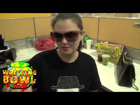 Part 1 Angelica Panganiban answer questions from the Wrecking Bowl